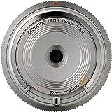 Olympus V325010SE000 M.Zuiko Digital Objektiv (15mm) silber