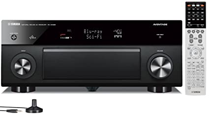 Yamaha RX-A1020 7 2-Channel Network AVENTAGE AV Receiver (Discontinued by  Manufacturer)