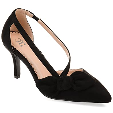 e1cb244a6f Amazon.com | Journee Collection Womens Jilli Pump | Pumps