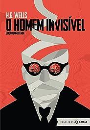O Homem Invisível: edição comentada (Clássicos Zahar)