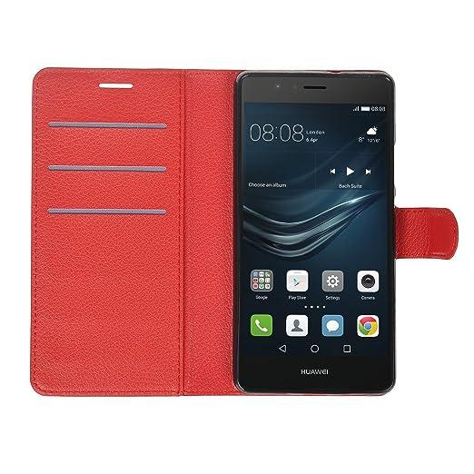 57 opinioni per IVSO Huawei P9 Lite Cover- Slim Armor Cover Custodia per Huawei P9 Lite