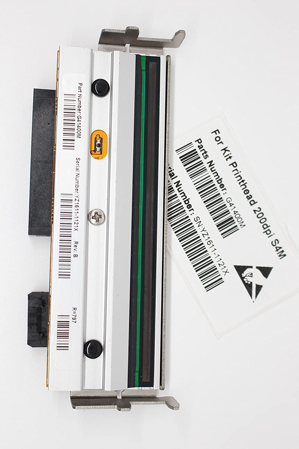 Thermal Print Head Printhead for Zebra S4M Barcode Printer 203dpi G41400M Print Head ZUYE