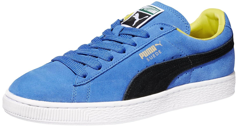 PUMA Adult Suede Classic Shoe B00AOOEVXO 10.5 M US|Palace Blue