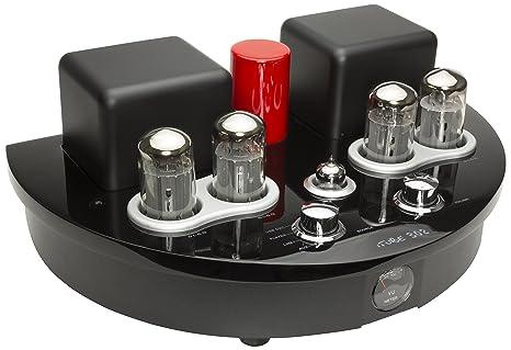 Fatman iTube Válvula Amplificador puro amplificador 302 Tubo - Negro