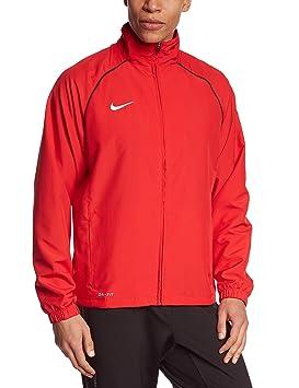 Nike Found 12 Sideline WP Wz Chaqueta de Fútbol, Hombre, Rojo Universitario/Negro/Blanco, S: Amazon.es: Deportes y aire libre