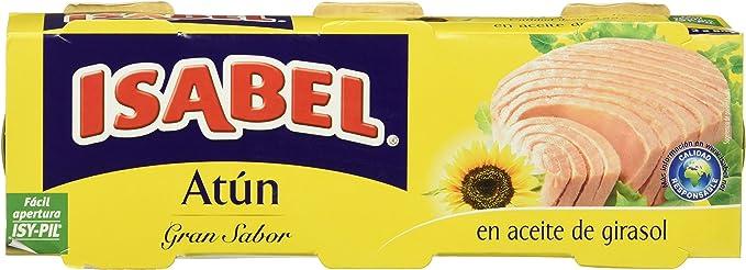 Oferta amazon: Isabel - Atún en aceite vegetal - 240 g