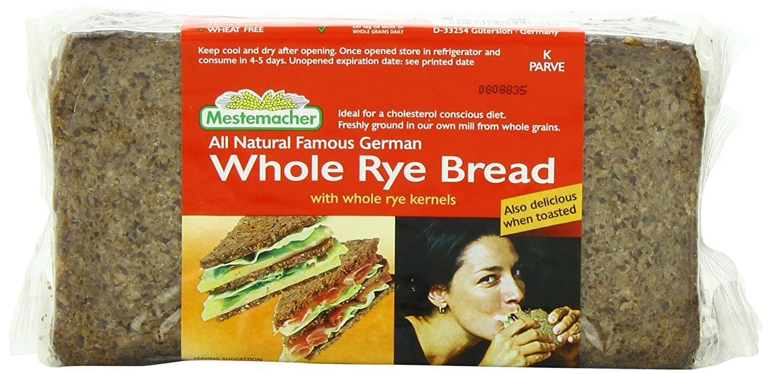 Whole Foods  Grain Bread Nutrition Facts