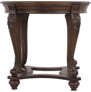 Admirable Amazon Com Ashley Furniture Signature Design Nestor Glass Beutiful Home Inspiration Semekurdistantinfo