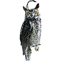 Esschert Design FB142 Owl Scare Crows Decoy New