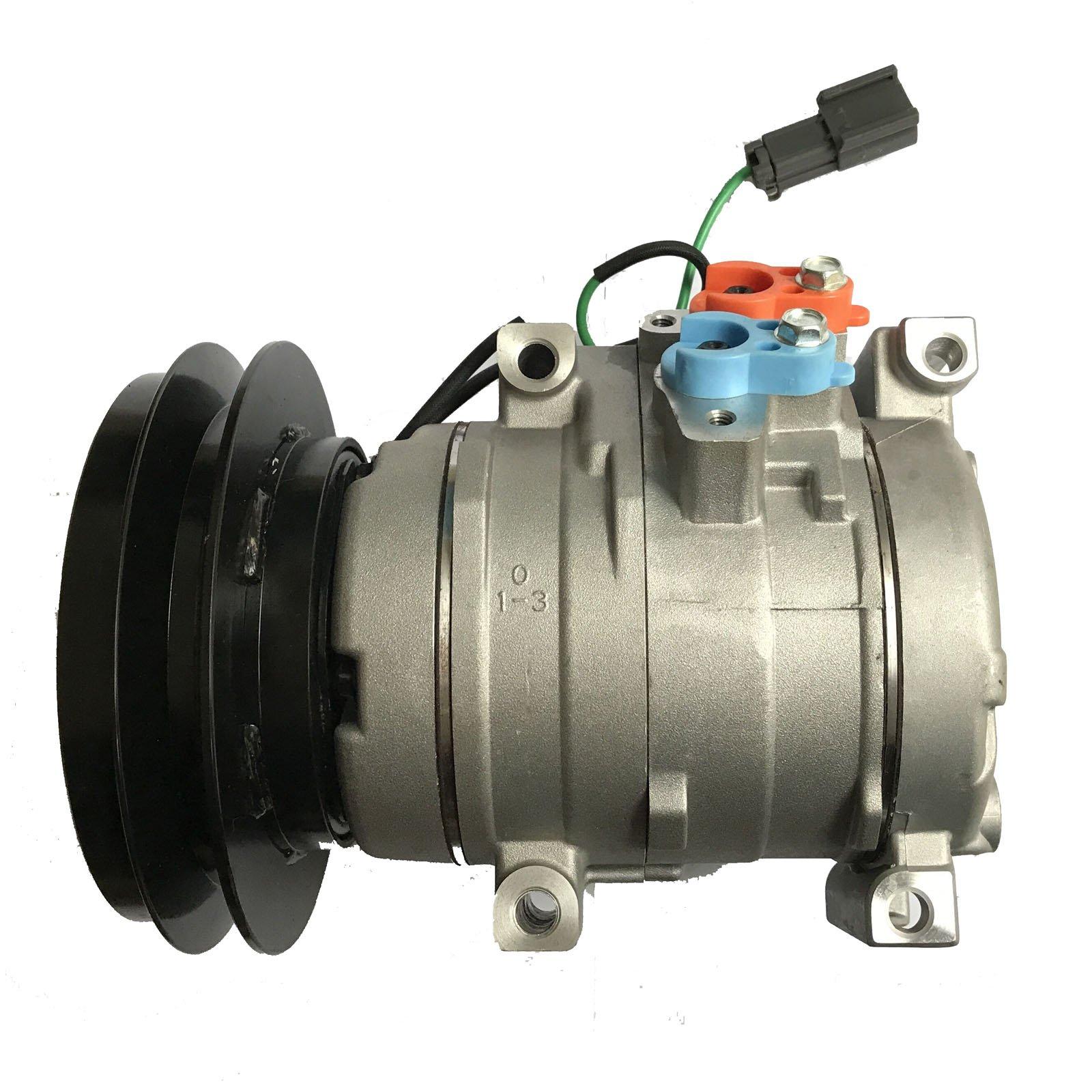 Holdwell Compressor 4431081 for John Deere 120C 160C LC 180CW Excavator