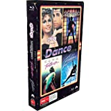 Dance 4 Film Collection (Limited Edition VHS Case) (Grease/Saturday Night Fever/Footloose/Flashdance)
