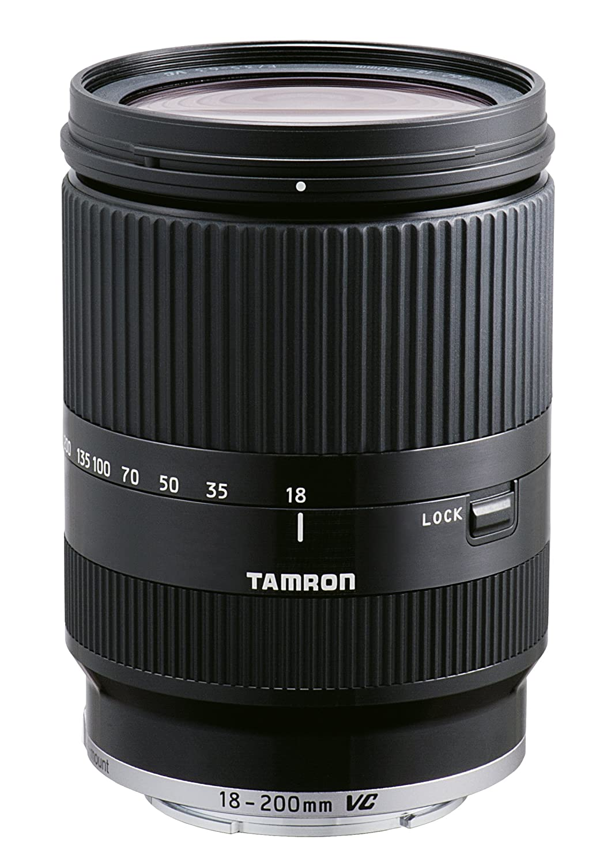 Tamron 18-200mm