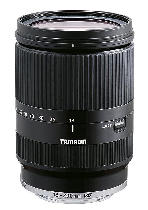 13 opinioni per Tamron AF 18- 200mm F/3.5- 6.3 Di III Obiettivo Ultra-zoom per CSC Sony nero