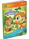 LeapFrog 87232 - Jouet Premier Age - Livre Lecteur Scout et Violette / Tag junior - Les Animaux du Monde