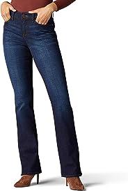 Lee Womens Flex Motion Regular Fit Bootcut Jean Jeans