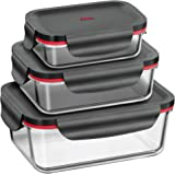 Silit Storio 22632711 Multi-Functional Storage Containers [Set of 3]