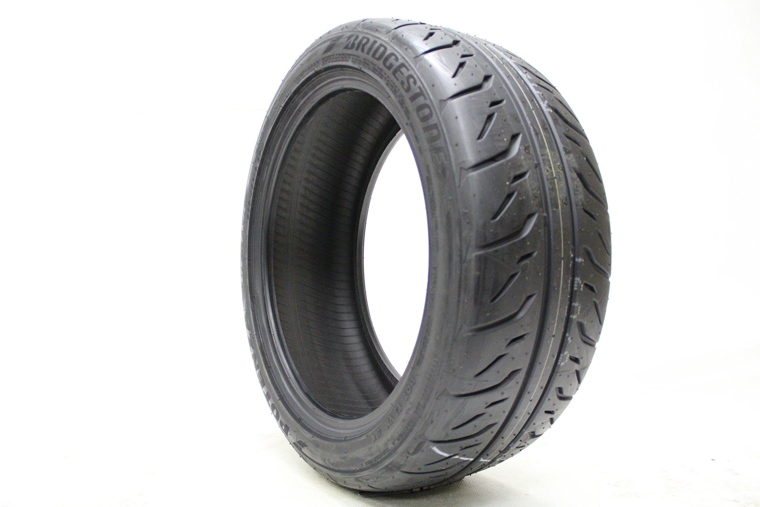 Bridgestone Potenza RE-71R Extreme Summer Performance Tire Radial Tire-255/40R18XL 99W Extra Load-ply