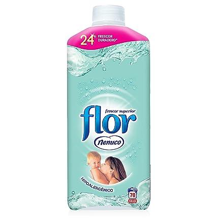Nenuco Flor Suavizante Concentrado - 64 Lavados. Pasa ...