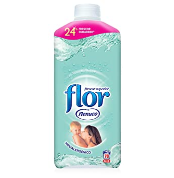 Flor Suavizante Concentrado Nenuco 70 dosis: Amazon.es: Alimentación y bebidas