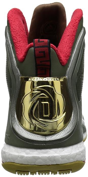 85a879872e3 adidas Derrick Rose 5 Boost Basketball Shoe Men  Amazon.co.uk  Shoes   Bags