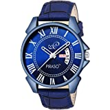 Piraso Analog Day and Date Watch for - Men