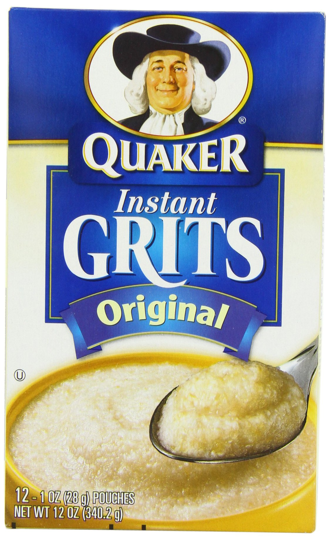 Quaker Instant Grits 340 g (Pack of 2)
