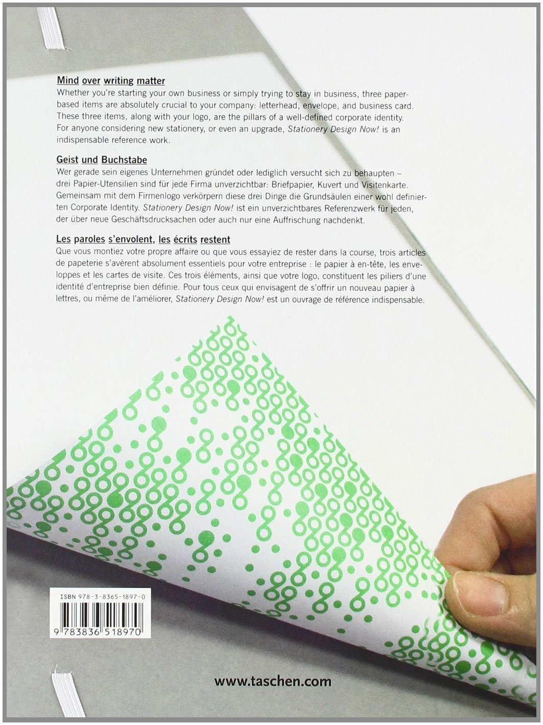 Stationery Design Now!: Julius Wiedemann: 9783836518970: Amazon ...
