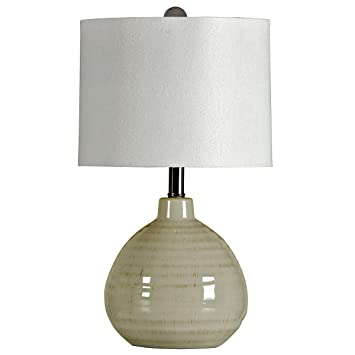 Amazon style craft l22017 gray jar table lamp kitchen dining style craft l22017 gray jar table lamp aloadofball Images