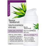 Eye Gel Cream - Wrinkle, Dark Circle, Fine Line & Redness Reducer - Pure & Organic Anti Aging Blend for Men & Women with…