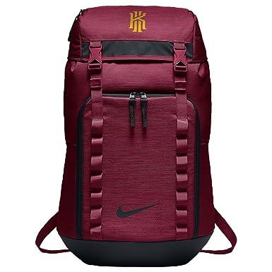 e4f7b13cf9 Nike Kyrie BA5449-677 Team Red/Black/University Gold Unisex Basketball  Backpack: Amazon.co.uk: Clothing