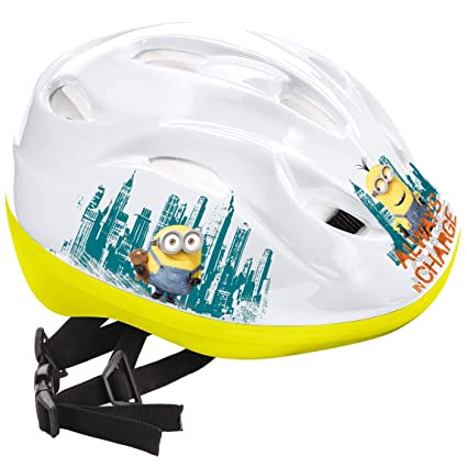 Amazon.com: Despicable Me Minions casco: Toys & Games