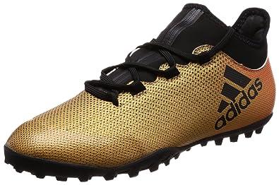 98d602a1ff7 Adidas Men s X Tango 17.3 Tf Tagome Cblack Solred Football Boots - 11 UK