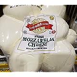 Supremo Italiano Fresh Mozzarella Cheese 6/1lb Balls Net 6lbs