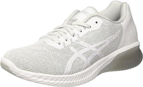 Asics Gel-kenun, Zapatillas de Running para Mujer, Blanco (White ...
