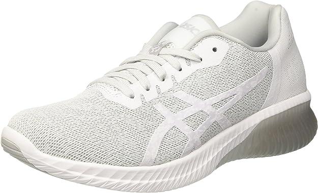 Asics Gel-kenun, Zapatillas de Running para Mujer, Blanco (White/Glacier Grey), 42.5 EU: Amazon.es: Zapatos y complementos