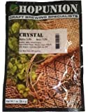 Hopunion US Pellets Hops for Home Brew Beer Making - 1 Ounce (US Crystal)