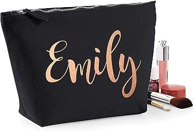 Name Makeup Bag