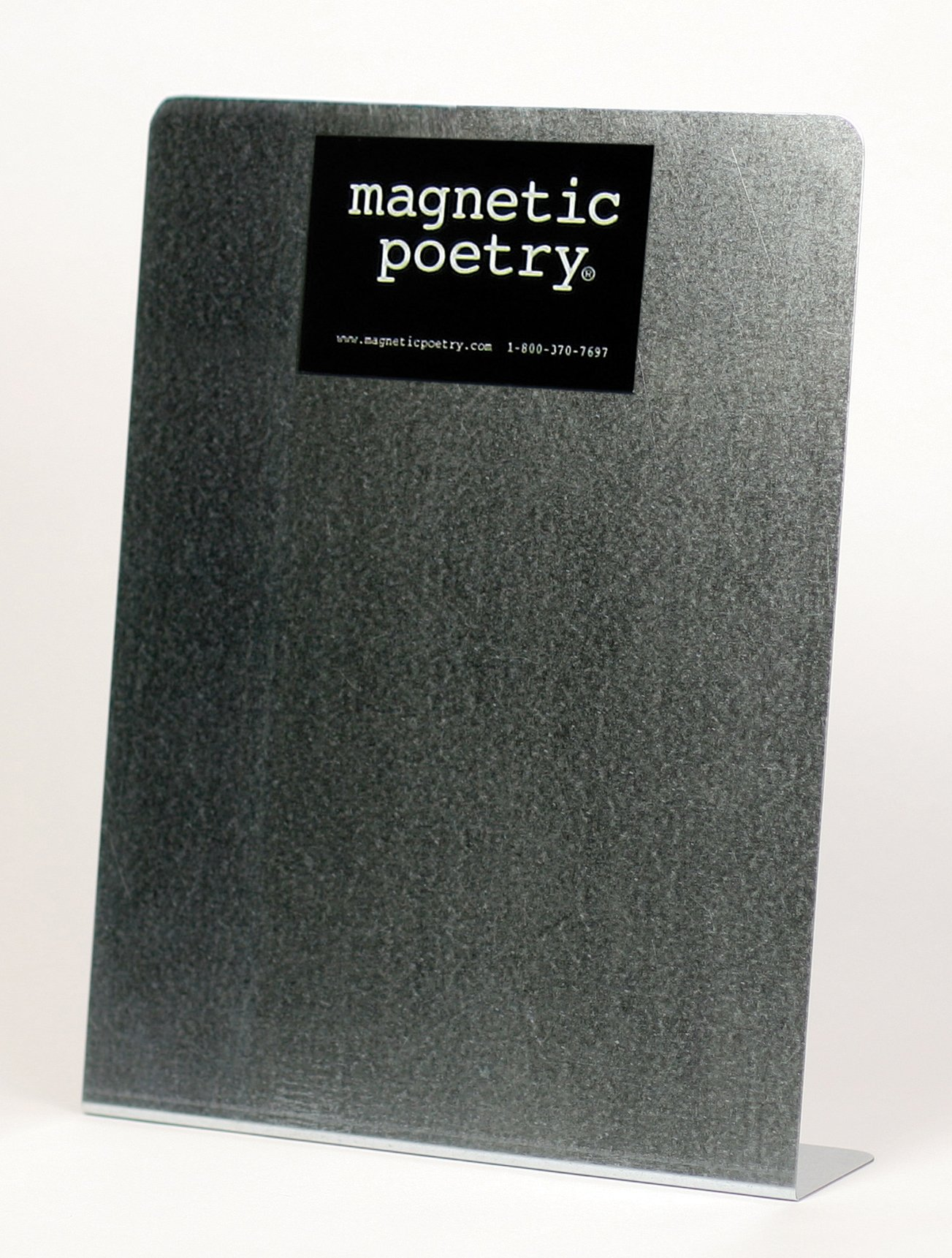 Magnetic Poetry Educational Products - Metal Easel Board - 6x8 Inches