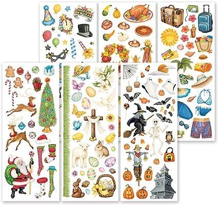 Creative Memories Classic Stickers NEW