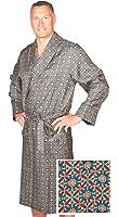 Robe de Chambre en Soie - Bourgogne Assorti - Homme - Peignoir
