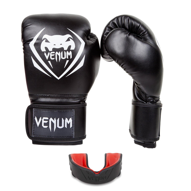 Venum Contender V.02 Set de Boxeo, Unisex Adulto