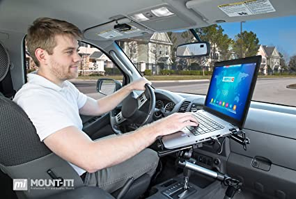 Mount-It! MI-526 Car Laptop Mount Notebook Tablet Holder