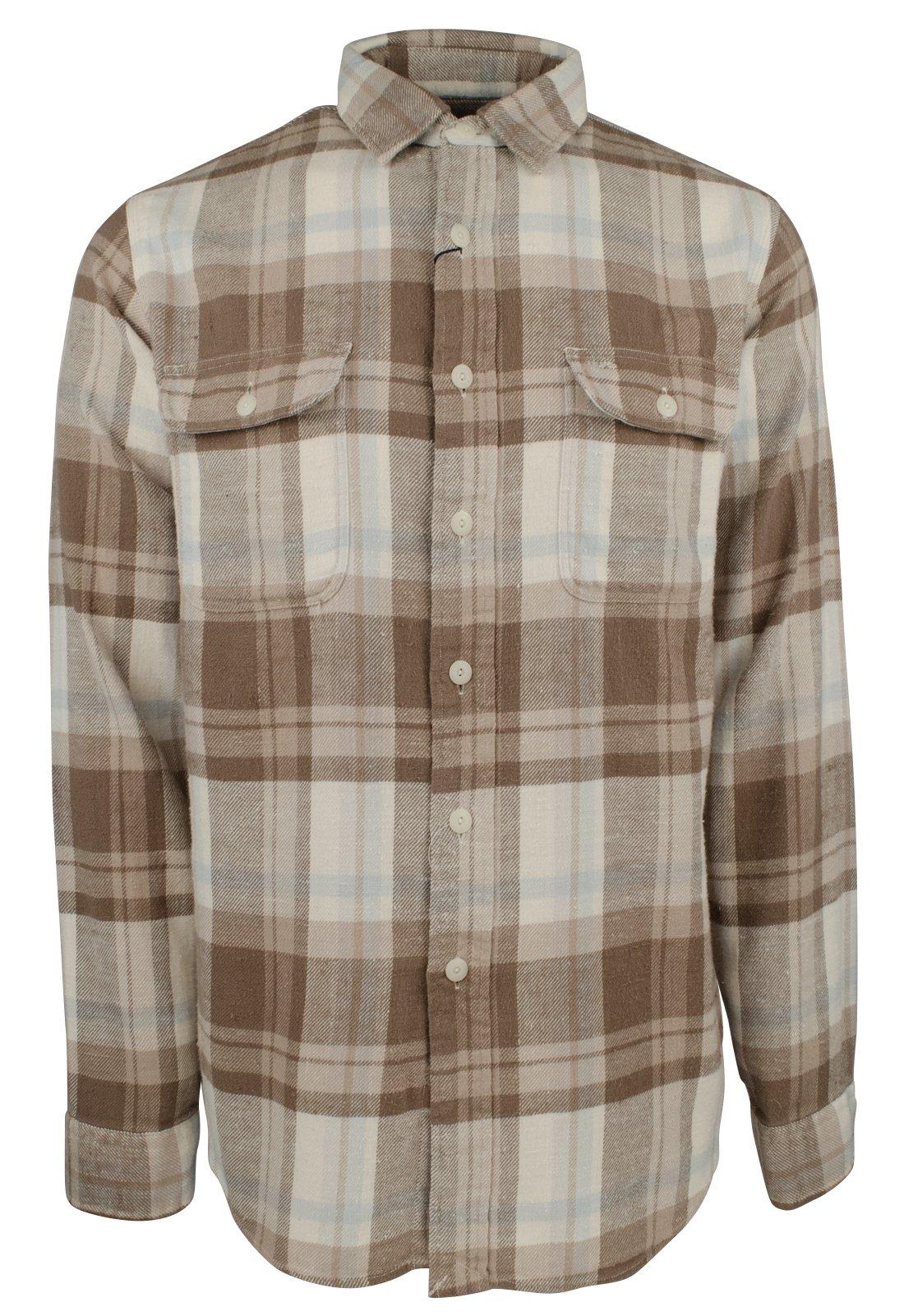 RALPH LAUREN Polo Men's Classic Fit Cotton Workshirt-BC-XL