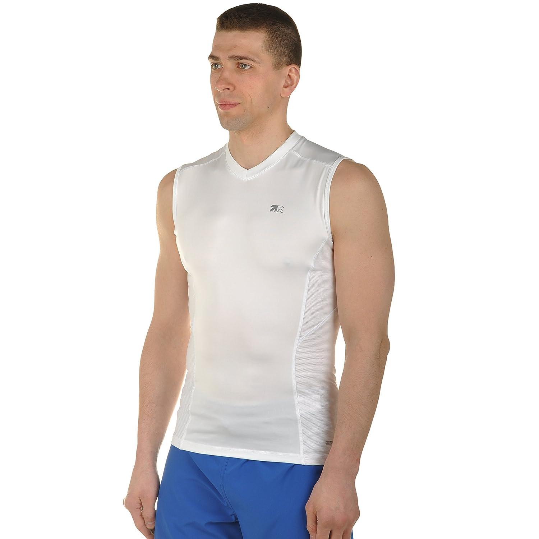 EAST PEAK Men`s Mesh Sleeveless V-Neck Shirt