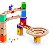 HAPE E6021 Race To Finish Marble Run Game, 58 Each