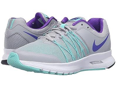 f5d657e5 Amazon.com   Nike Womens Air Relentless 6 Wolf Grey/Fierce Purple ...