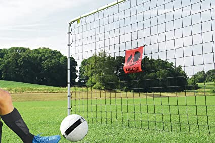 2421359a3 Image Unavailable. Image not available for. Color: Kwik Goal AFR-1  Rebounder Replacement Net