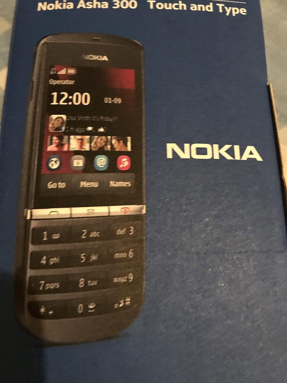 Nokia Asha 300 - teléfono móvil - GSM / UMTS: Amazon.es: Informática