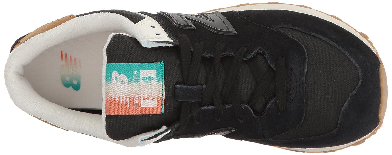 New Balance Damen Schwarz 574 Global Surf Sneaker Schwarz Damen (schwarz) 25763f