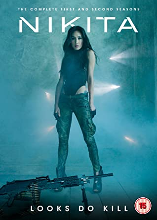 Nikita Season 1 2 Dvd Amazon Co Uk Maggie Q Shane West Lyndsy Fonseca Maggie Q Shane West Dvd Blu Ray